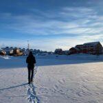 På is til sømandshjemmet